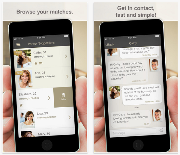100 free dating apps for iphone