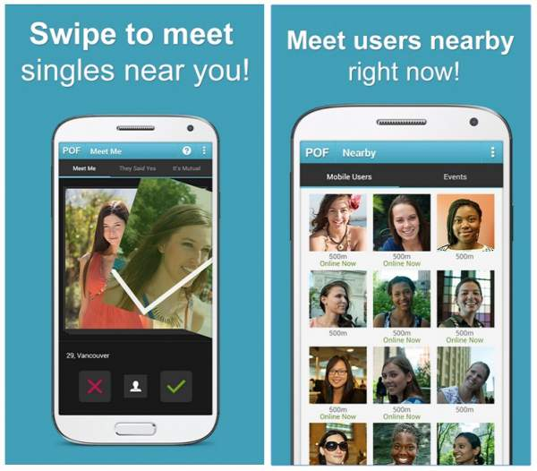 Pof app for iphone 4