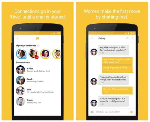 Is Bumble Dating App On Android