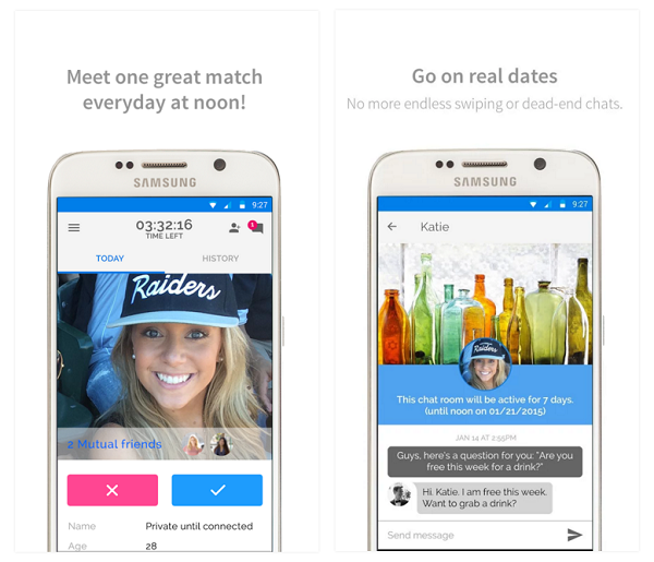 Mobile dating apps free