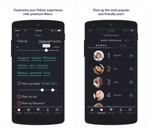 Paktor Android Mobile App 3