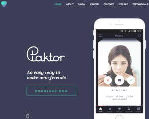 Visit Paktor Website