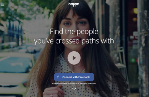 Happn Website