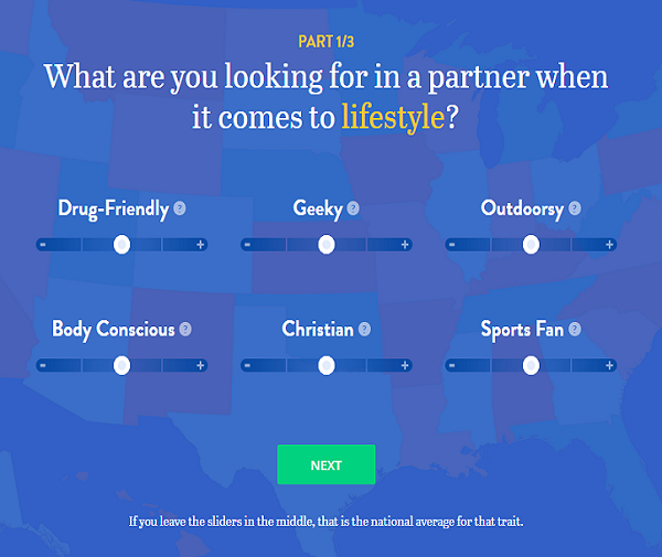 Sexual orientation quiz okcupid mobile