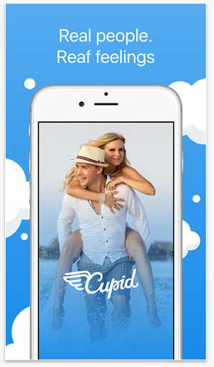Cupid iPhone Dating App Screenshot 3