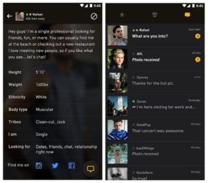 Grindr App for Android 2