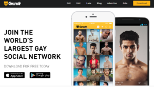 Grindr for android tablet