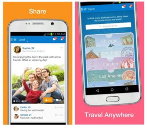 Skout Android App 3
