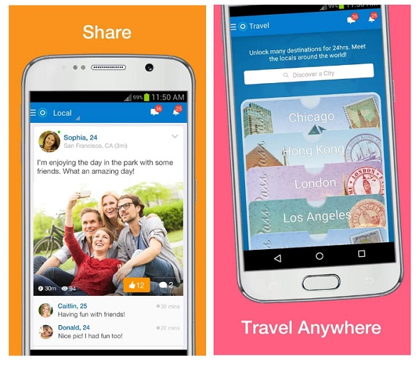 SKOUT - Meet, Chat, Go Live - Apps on Google Play