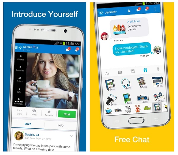 100 free dating apps for android