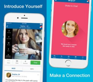 Skout Dating App for iPhone 2