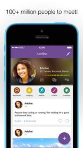 MeetMe App for iPhone and iPad 2